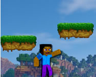 Block craft jumping adventure online