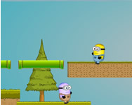 Minion double adventure online játék