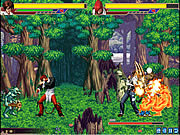 The king of fighters vs DNF online j�t�k
